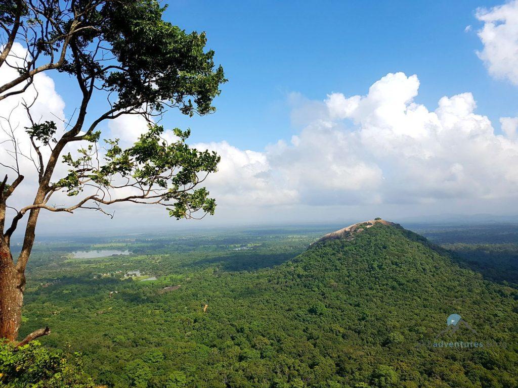 Sigiriya Geocaching Sri Lanka Pidurangala