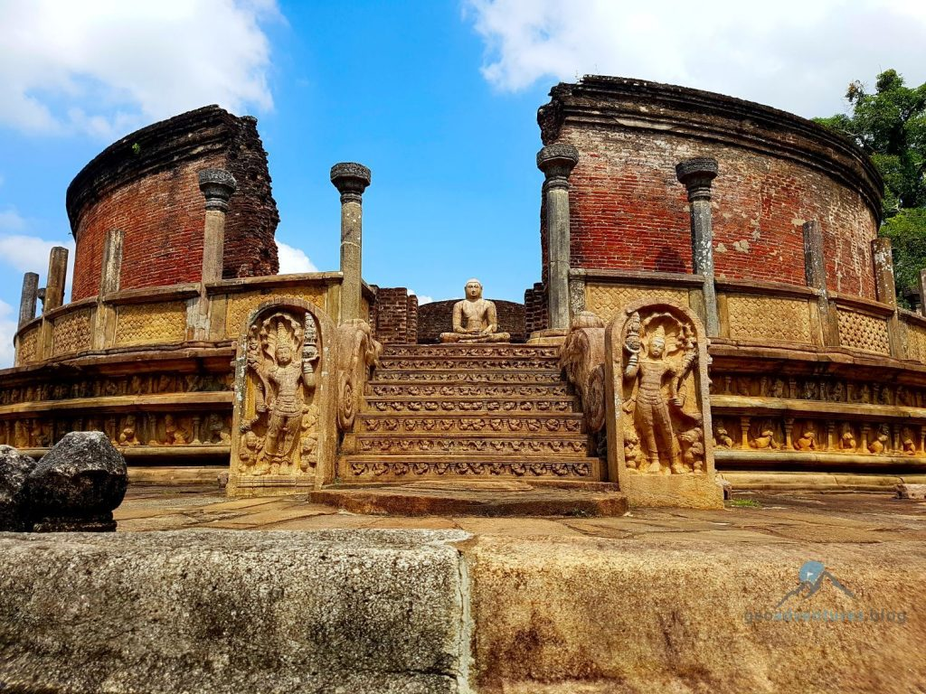 Sri Lanka Geocaching Polonnaruwa