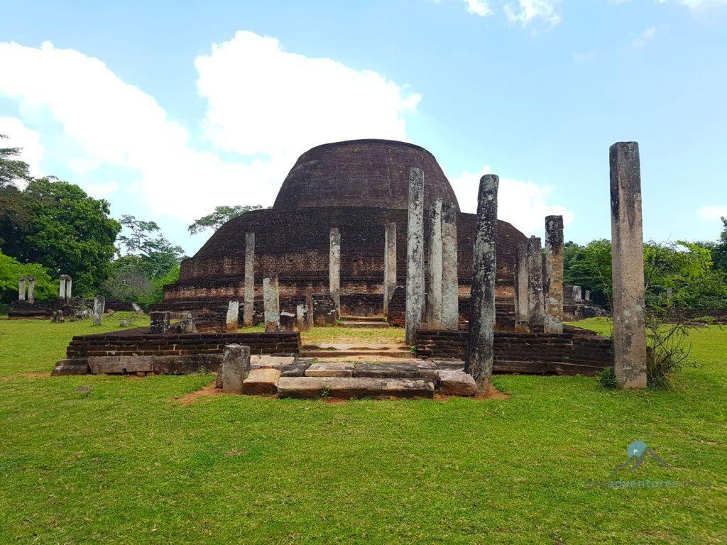 Geocaching Polonnaruwa Sri Lanka
