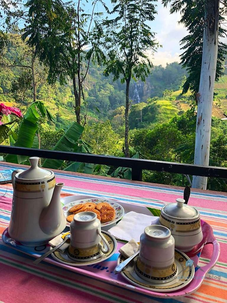 Geocaching Sri Lanka Ella
