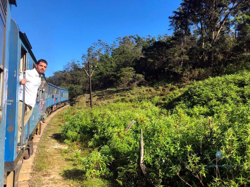 Sri Lanka Zug Ella nach Kandy