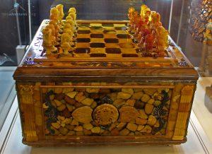 Riga Bernstein Schachspiel
