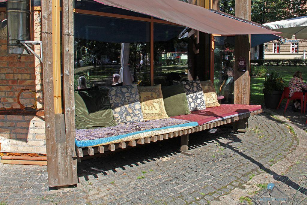 Teahouse Riga Logbuch