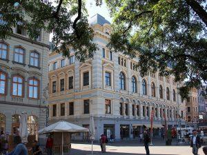 Riga Eindrücke Altstadt