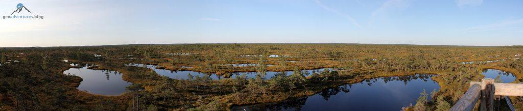 Kemeri Nationalpark Panorama Moor