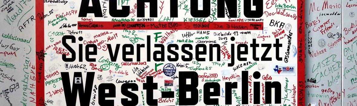 Berlin – Hauptstadt der Spione: Ein richtig geiles GIGA-Event-Wochenende!