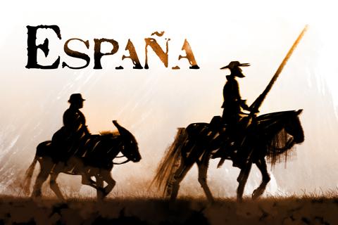 Geocaching Souvenir Spanien