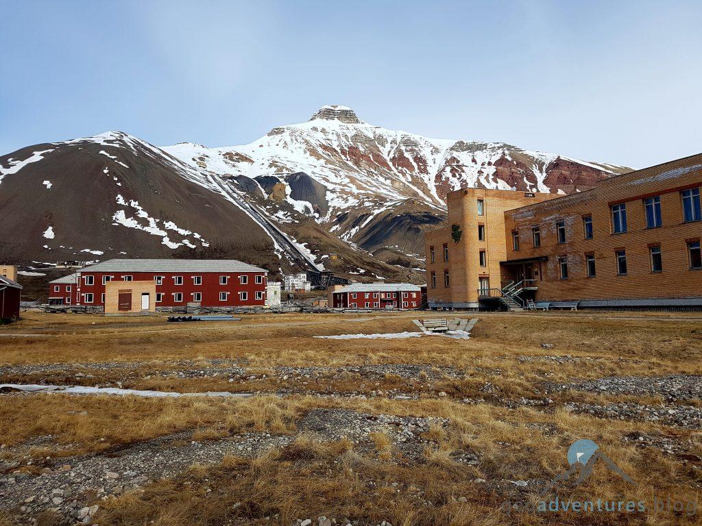 Pyramiden Svalbard Spitzbergen