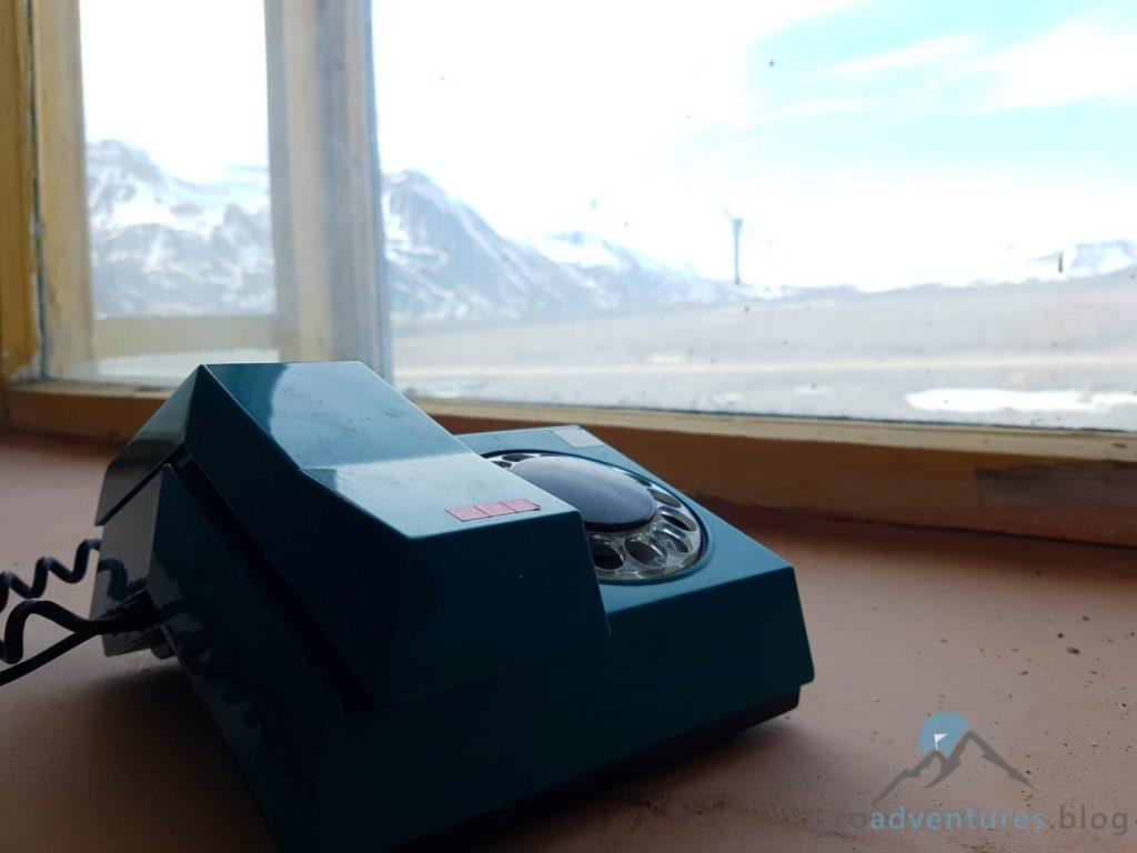 Pyramiden Svalbard Spitzbergen Kulturpalast Geocaching