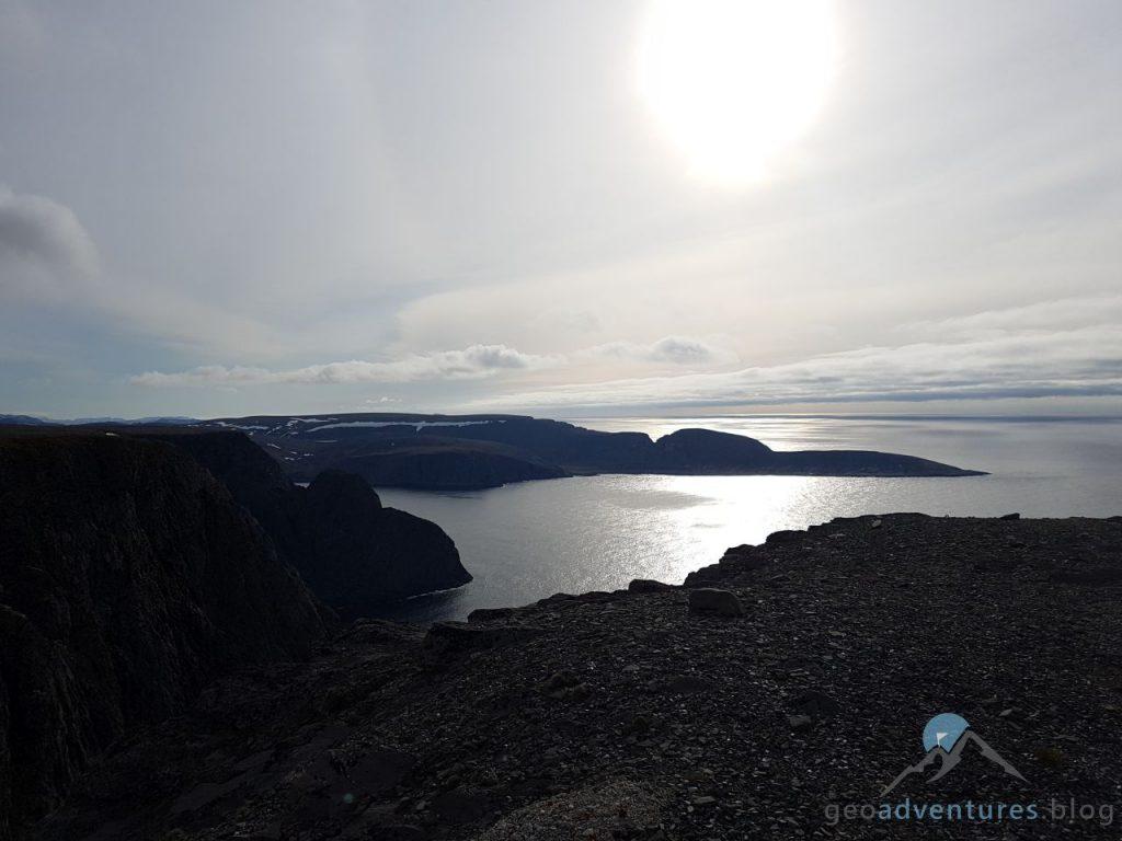 Nordkap, Geocaching