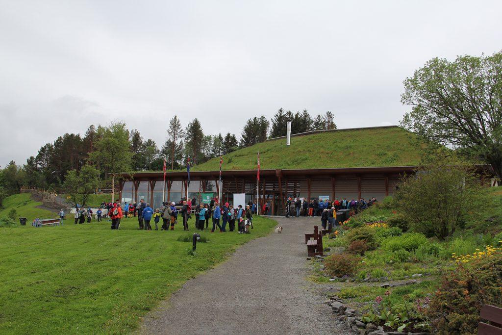 Die Eventlocation - Das Trondse Historical Center