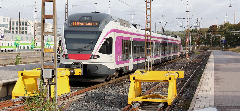 Ankauf Bahn Helsinki Hauptbahnhof