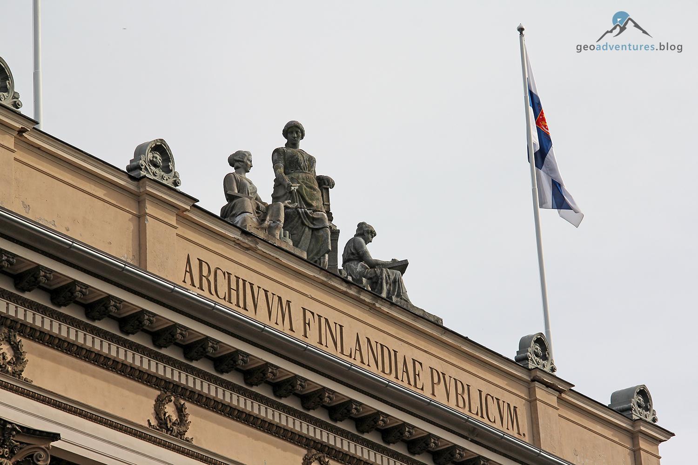 Finnisches Nationalarchiv