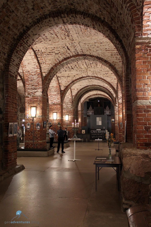 Dom Helsinki Krypta