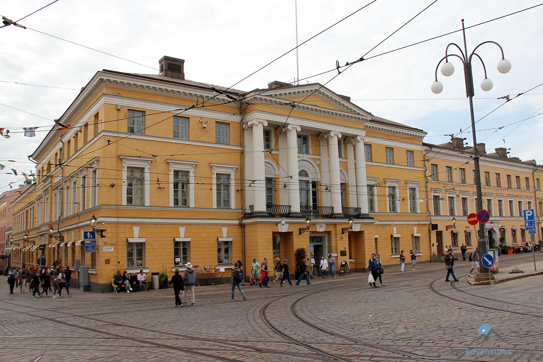 Helsinki Innenstadt