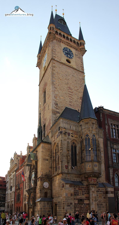 Prag Rathaus