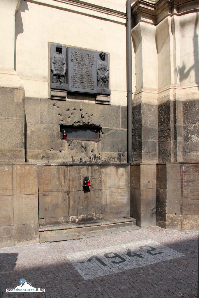 St Cyrill und Method Gruft - Gedenkstätte