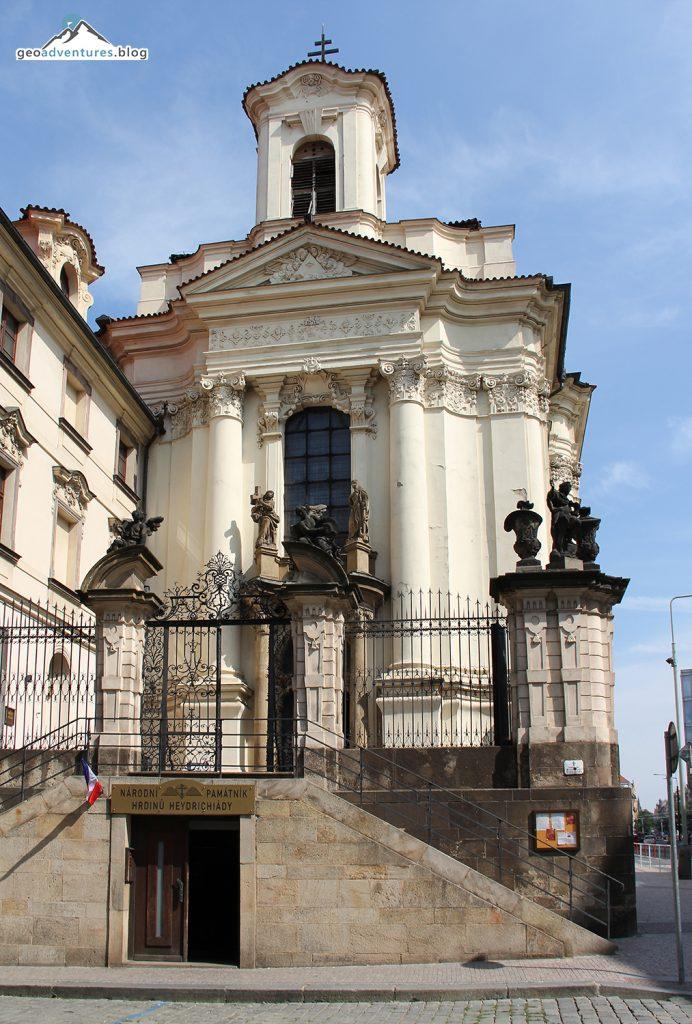 Kirche St. Cyrill und Method