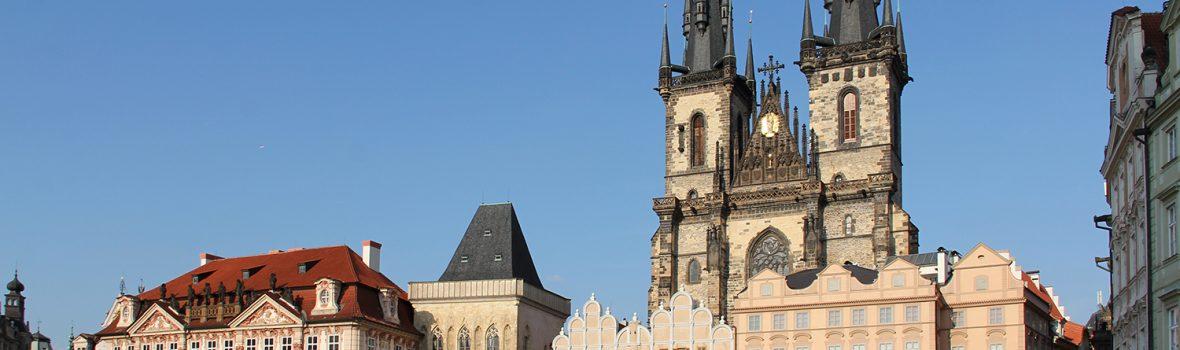 Ein Wochenende in Prag – Geocaching in der goldenen Stadt mit dem meistgefundenen Geocache der Welt