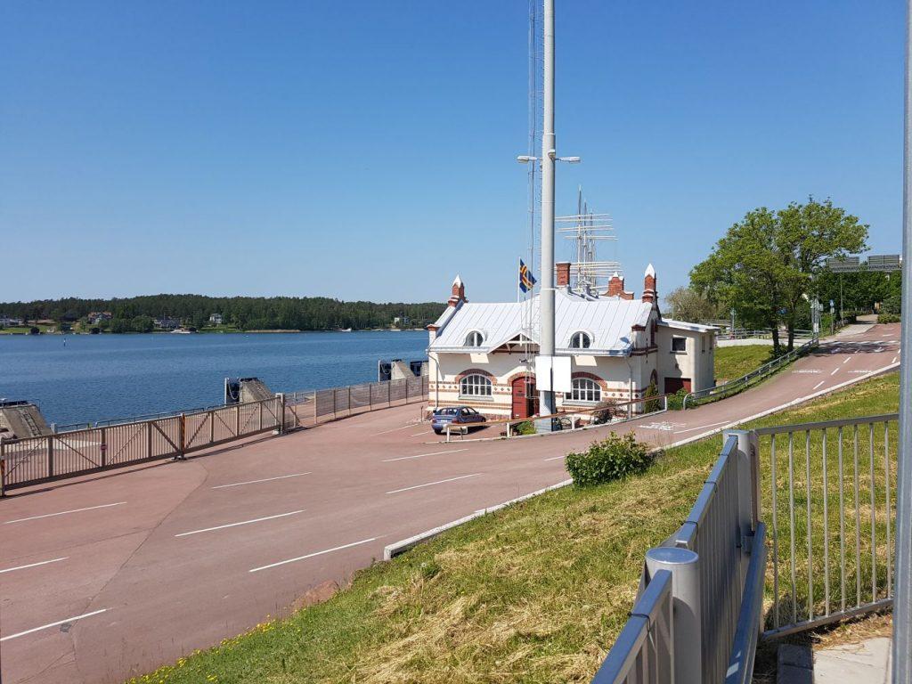 Geocaching in Åland - Roste Straßen
