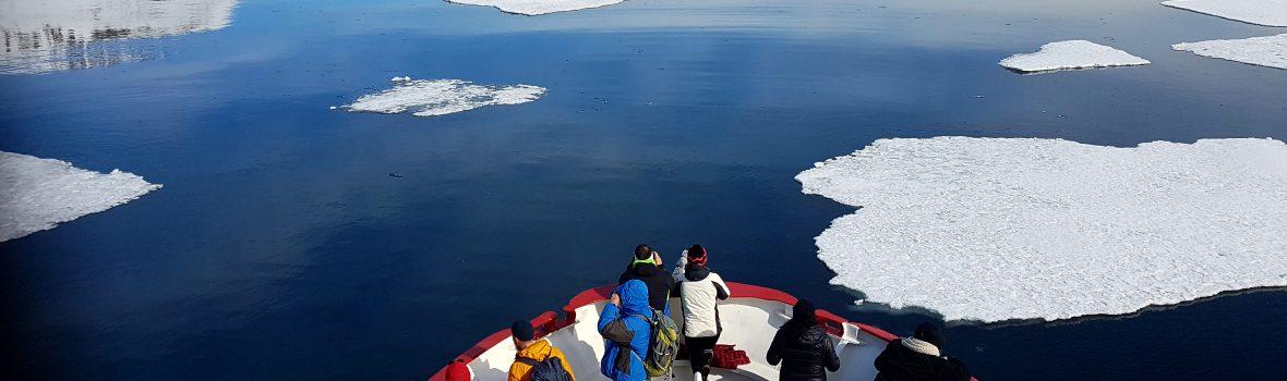 Spitzbergen – Wo Sterben  keine Option ist! Eine Geocaching-Tour ins Reich der Eisbären