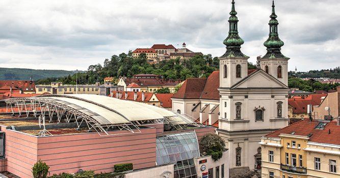 Brno Brünn Titelbild