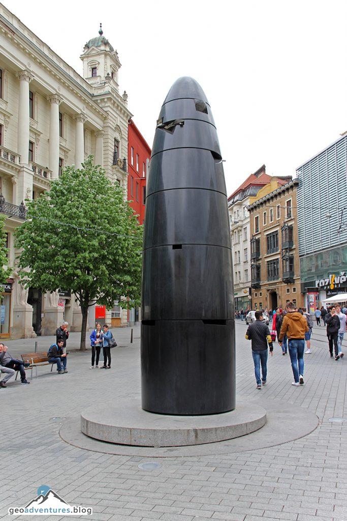 Astronomische Uhr in Brno